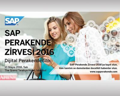 SAP  Perakende Zirvesi