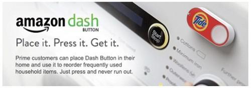 En İyi Perakendecilik Konseptleri: Amazon Dash